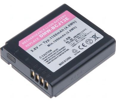 Baterie T6 power Panasonic DMW-BC13 + DOPRAVA ZDARMA