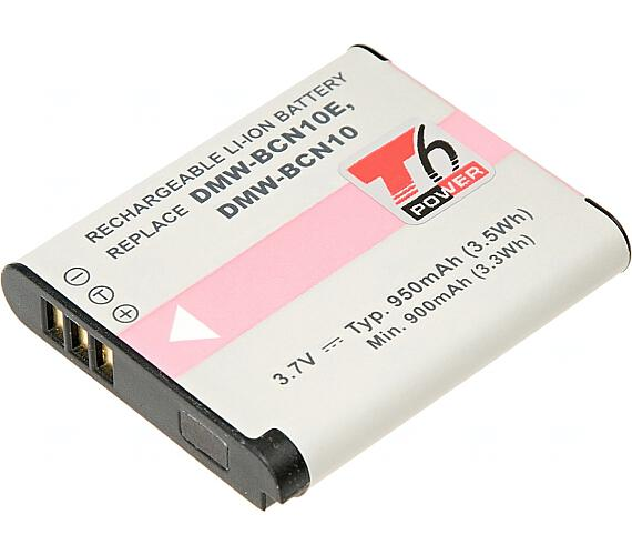Baterie T6 power Panasonic DMW-BCN10