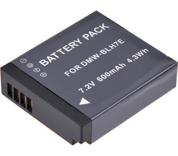Baterie T6 power Panasonic DMW-BLH7