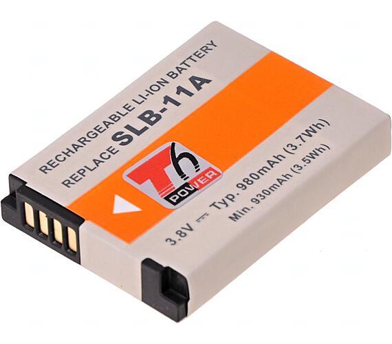 Baterie T6 power Samsung SLB-11A