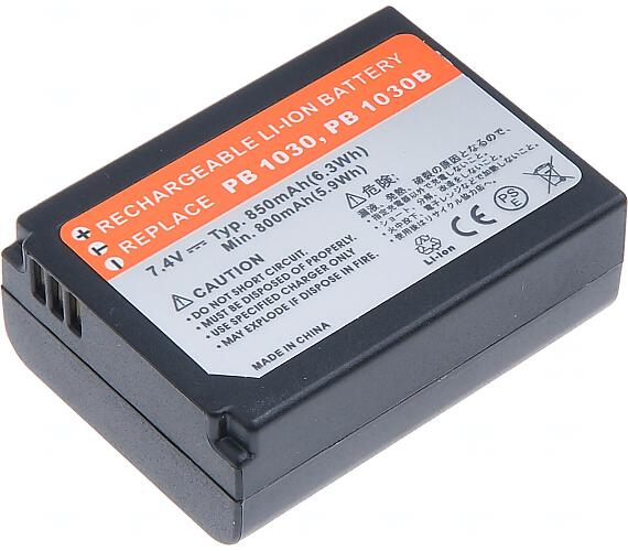 Baterie T6 power Samsung BP1030