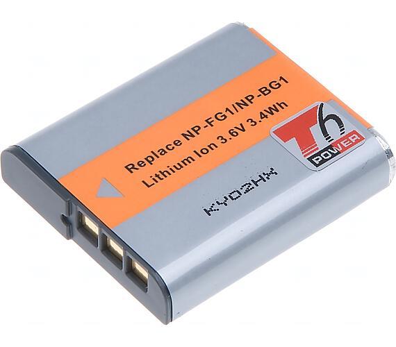 Baterie T6 power Sony NP-BG1