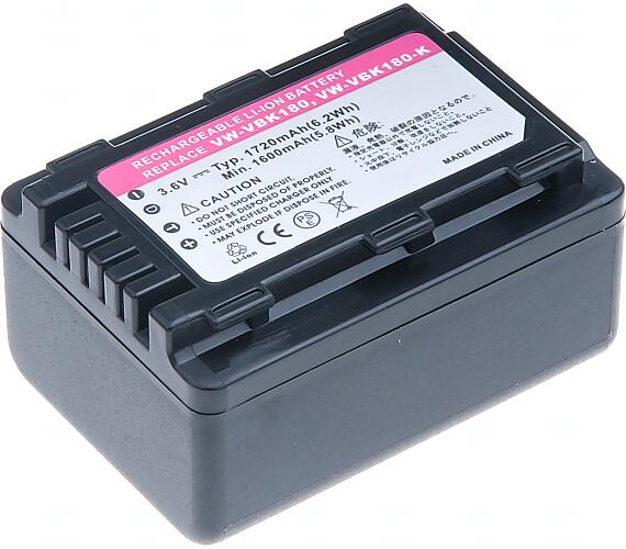 Baterie T6 power Panasonic VW-VBK180