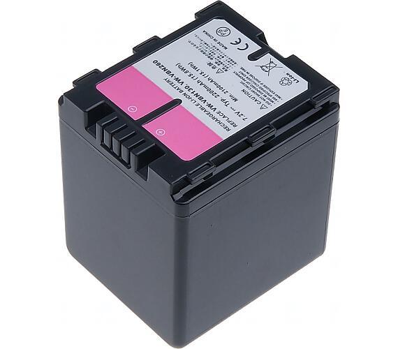 Baterie T6 power Panasonic VW-VBN260 + DOPRAVA ZDARMA