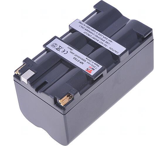 Baterie T6 power Sony NP-F750 + DOPRAVA ZDARMA
