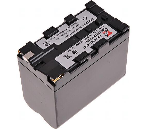 Baterie T6 power Sony NP-F930 + DOPRAVA ZDARMA