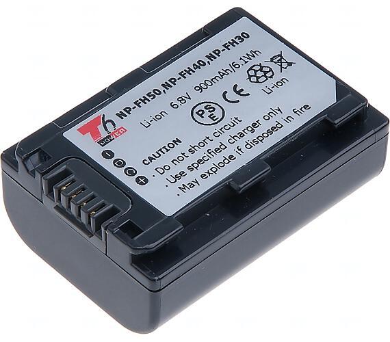 Baterie T6 power Sony NP-FH50