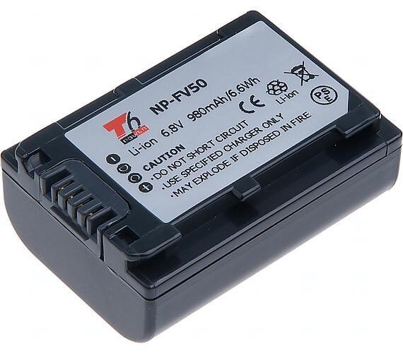 Baterie T6 power Sony NP-FV50
