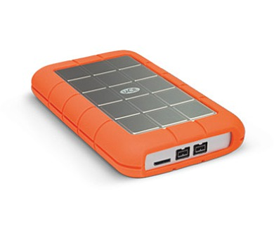 LaCie Rugged Triple 2TB FW800 USB 3.0