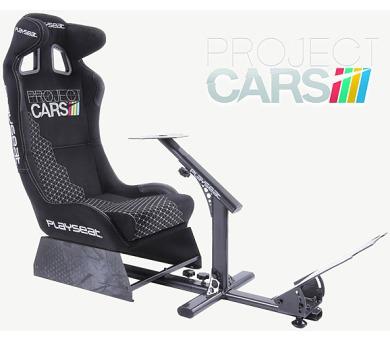 Playseat® Project CARS (RPC.00124) + DOPRAVA ZDARMA