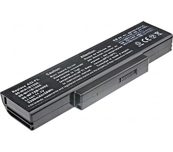 Baterie T6 power Asus F2 + DOPRAVA ZDARMA