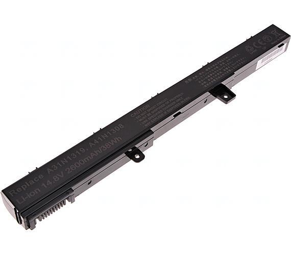 Baterie T6 power Asus X451 + DOPRAVA ZDARMA