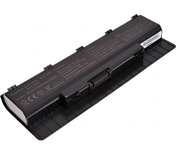 Baterie T6 power Asus N46 + DOPRAVA ZDARMA