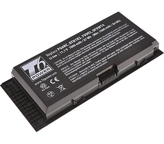 Baterie T6 power Dell Precision M4600 + DOPRAVA ZDARMA