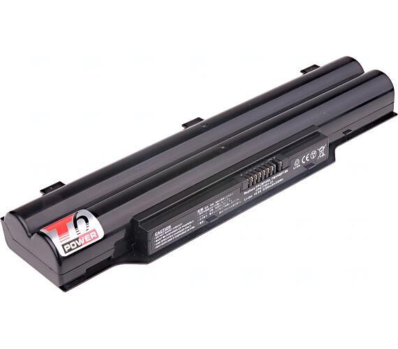 Baterie T6 power Fujitsu LifeBook LH520 + DOPRAVA ZDARMA