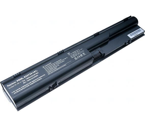 Baterie T6 power HP ProBook 4330s + DOPRAVA ZDARMA