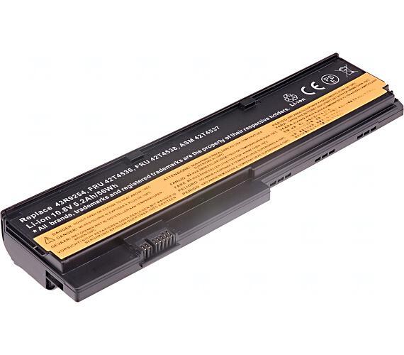 Baterie T6 power Lenovo ThinkPad X200 + DOPRAVA ZDARMA