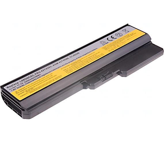 Baterie T6 power Lenovo 3000 G430 + DOPRAVA ZDARMA