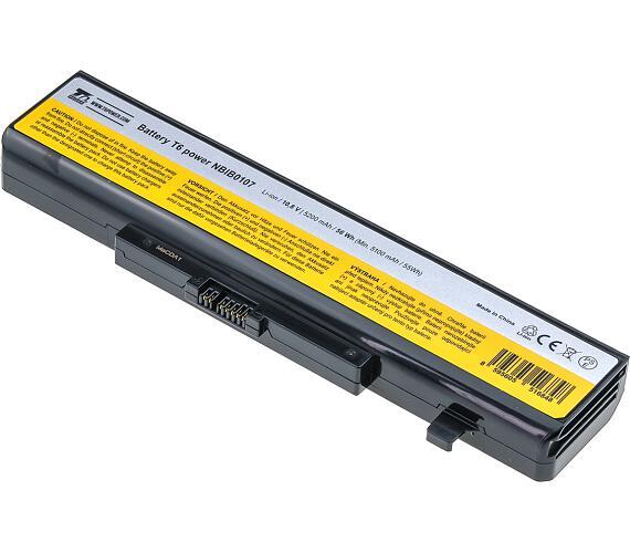 Baterie T6 power Lenovo IdeaPad B480 + DOPRAVA ZDARMA