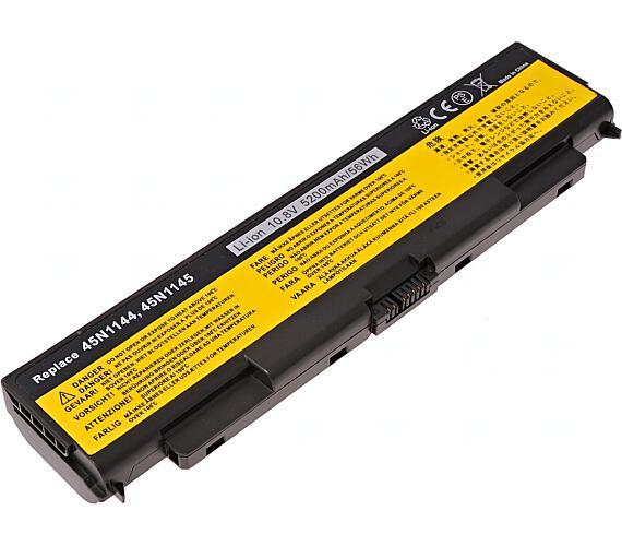 Baterie T6 power Lenovo ThinkPad T440p + DOPRAVA ZDARMA