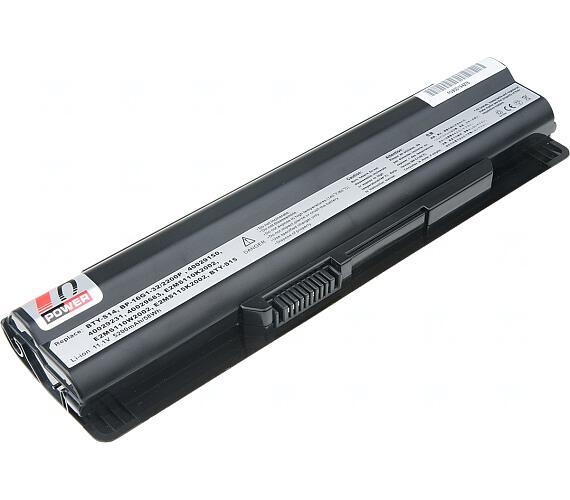 Baterie T6 power MSI CX650