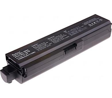 Baterie T6 power Toshiba Satellite A660 + DOPRAVA ZDARMA