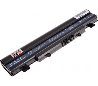 Baterie T6 power Acer Aspire E5-411 + DOPRAVA ZDARMA