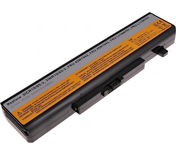 Baterie T6 power Lenovo IdeaPad Z580 + DOPRAVA ZDARMA