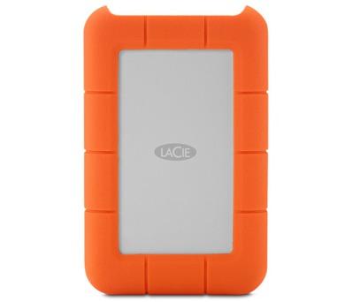 LaCie Rugged RAID 4TB Thunderbolt USB 3.0 (STFA4000400) + DOPRAVA ZDARMA