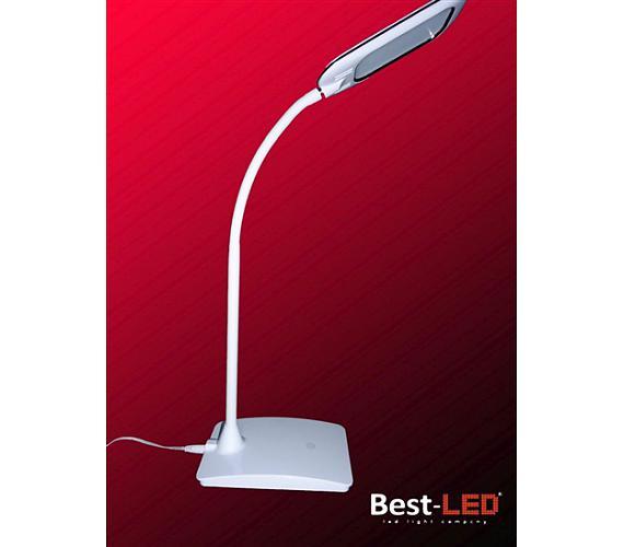 Stolní lampa BestLed bílá 7W ,TL6924NW3D7W