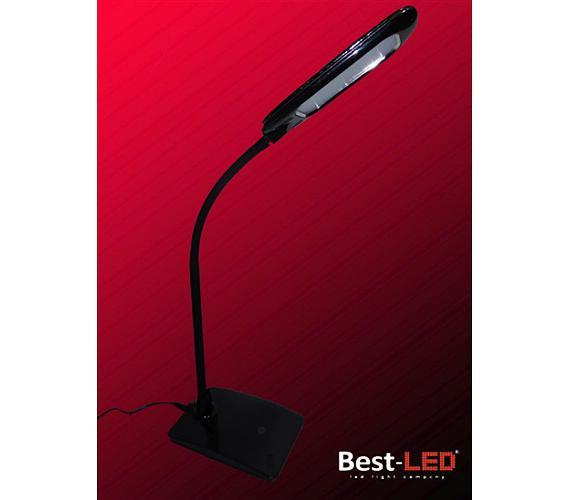 Stolní lampa BestLed černá 7W ,TL6924NB3D7W