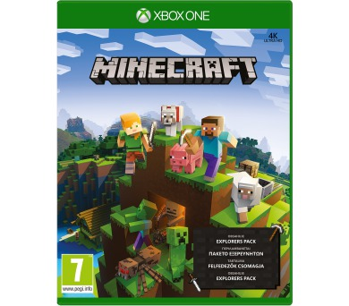 XBOX ONE - Minecraft Explorers Pack (44Z-00100)