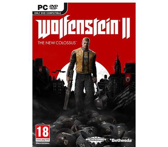 PC - Wolfenstein II The New Colossus + DOPRAVA ZDARMA