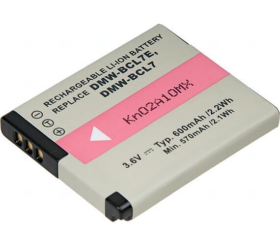 Baterie T6 power Panasonic DMW-BCL7