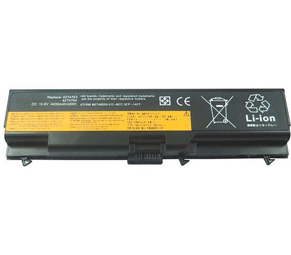 TRX baterie Lenovo/ IBM/ 6-článková/ 48 Wh/ pro ThinkPad T410/ L410/ L510/T410i/ T510/ T510i/ SL510/