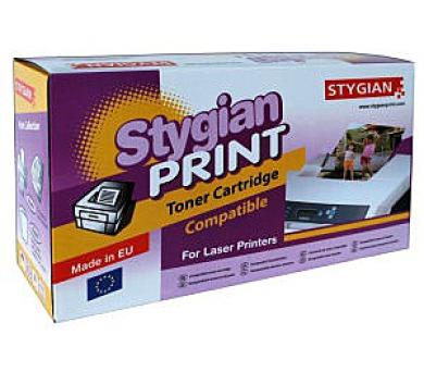 STYGIAN Inkoustová kazeta (C13T12814011/black/12ml) pro EPSON Stylus SX420W/SX425W//SX525WD/SX620FW