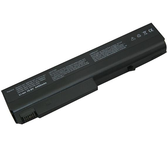 TRX baterie HP/ 4400 mAh/ HP Compaq NC6100/ NC6200/ NX5100/ NC6120/ NC6510/ NC6710b/ NC6715b/ NC6910p/ NC6115/ NX6300