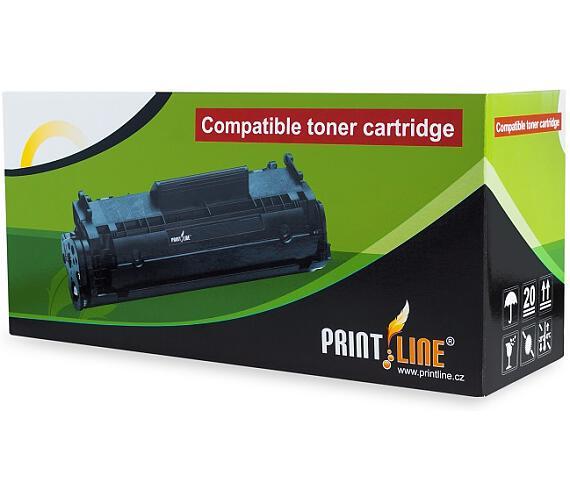PRINTLINE kompatibilní toner s Samsung CLP-C350A / pro CLP-350 / 2.000 stran + DOPRAVA ZDARMA