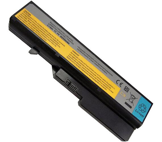 TRX baterie Lenovo/ IBM/ 5200 mAh/ pro G465/ G565/ V360/ Z460/ Z560/ Z565/ neoriginální (TRX-57Y6454