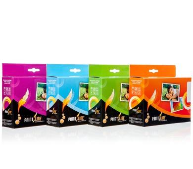 PRINTLINE kompatibilní cartridge s Canon CLi-521C / pro iP3600
