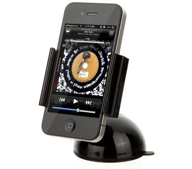 """PPYPLE univerzální držák pro telefony do auta pro 4"""" - 6""""/ na palubní desku"""