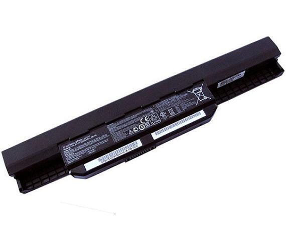 TRX baterie Asus/ 5200 mAh/ pro A43/ A43B/ A53/ K53/ X43/ X43B/ X43U/ X84/ neoriginální