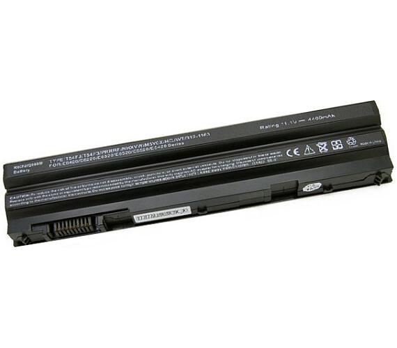 TRX baterie DELL/ 4400 mAh/ Li-Ion/ pro Vostro 3460/ 3560/ Latitude E5520/ E5530/ Inspiron 5520/ 5720/7720/ neoriginální