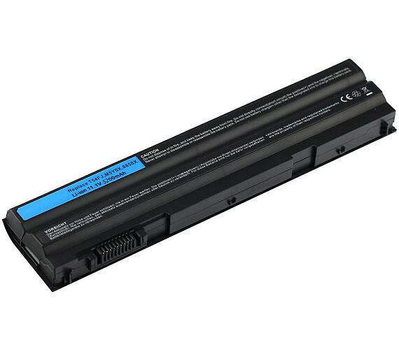 TRX baterie DELL/ 5200 mAh/ Li-Ion/ pro Vostro 3460/ 3560/ Latitude E5520/ E5530/ Inspiron 5520/5720
