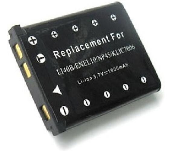 TRX baterie CASIO/ 1200 mAh/ Casio NP80