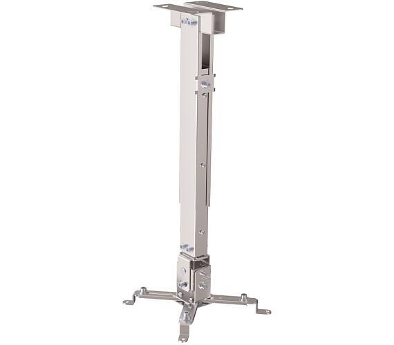 SUNNE by Elite Screens stropní držák pro projektory/ stříbrný/ vzdálenost od stropu 430-650mm