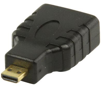 VALUELINE redukce micro HDMI D (M) / HDMI A (F)
