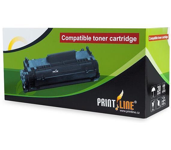 PRINTLINE kompatibilní toner s Canon CRG-707C / pro LBP 5000 + DOPRAVA ZDARMA