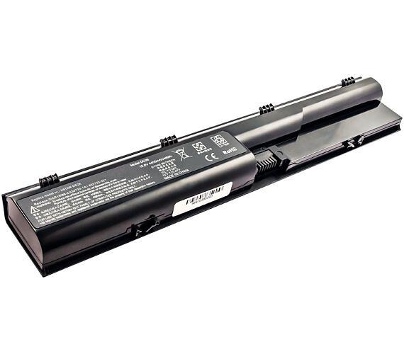 TRX baterie HP/ 4400 mAh/ HP ProBook 4330s/ 4430s/ 4435s/ 4436s/ 4440s/ 4441s/ 4446s/ 4530s/ 4535s/ 4540s/ 4545s/ neorig (TRX-HSTNN-