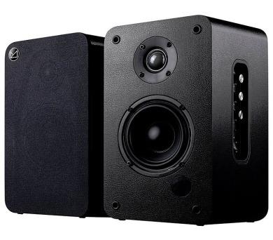 FENDA F&D repro R30BT/ 2.0/ 50W/ dřevěné/ černé/ BT4.0/ NFC/ dálkové ovládání (R30BT (blac